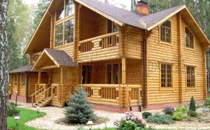 Строительство дома под ключ С