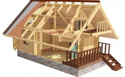 Деревянный дом: ожидание и