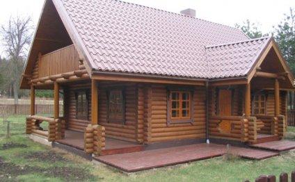 Деревянные дома стоимость с