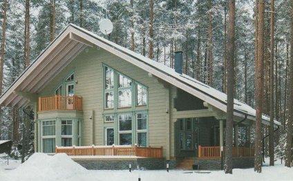 Дома в финском