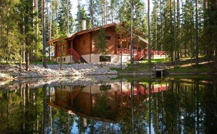 Финские дома - изумительная