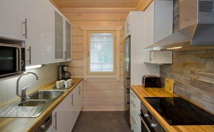 Интерьер финского дома