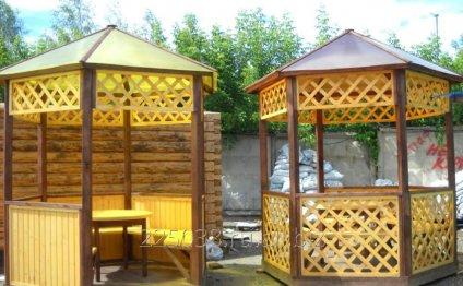 деревянные для дачи и дома