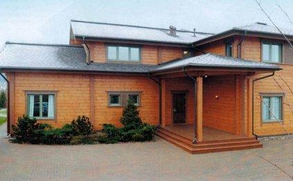 Проекты финских домов и
